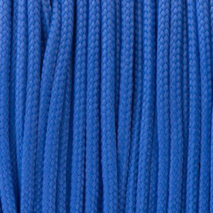 Paracord 425 Type II (3mm), blue #001-Тype2